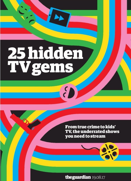 Hidden Gems streaming supplement, The Guardian