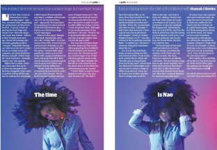 Nao feature, The Guardian Guide